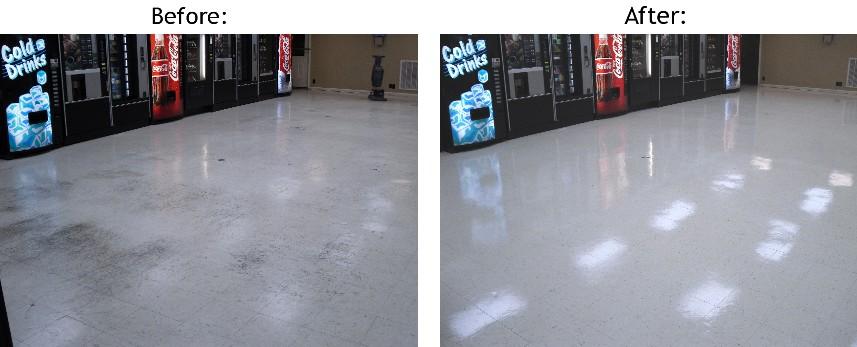 Sundown Janitorial Premier Commercial Cleaning Serving Huntsville - Waxing floors jobs